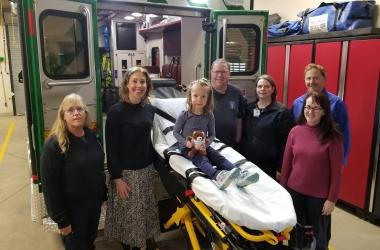 LRH Fdn Powerload emergency equipment – 2019